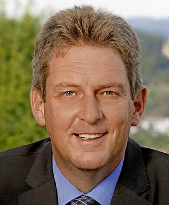 Oliver Lehmann rückt für Carsten Vogel... CDU-Fraktion des  Gemeinderats nach.     Foto: zvg