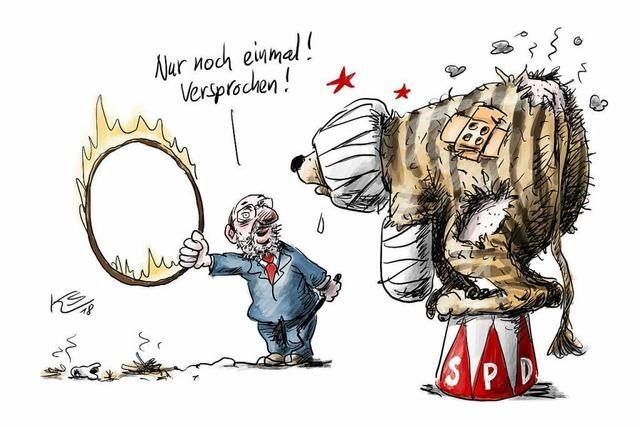 Lahr und Region: Groko-Bauchschmerzen an der SPD-Basis