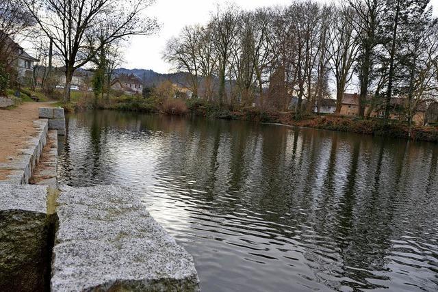 Stadtsee wegen Festplatte abgepumpt