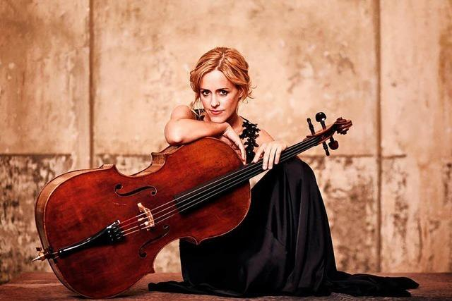 Sol Gabetta über ihre Musik und die Beziehung zu Freiburg