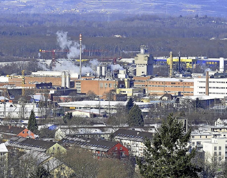 Freiburgs Wirtschaft brummt.  | Foto: I. Schneider