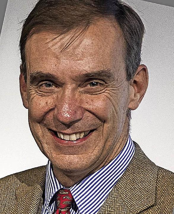 Carl-Albrecht Bartmer    Foto: Felix Holland