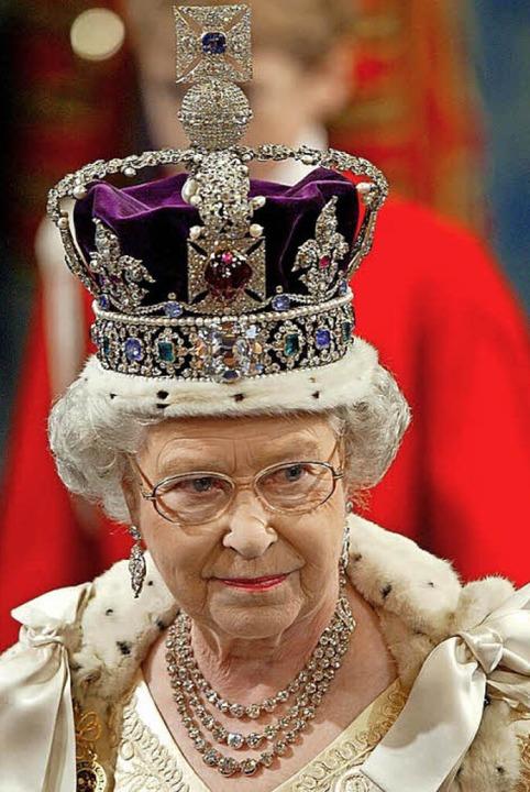 Queen Elizabeth Krone