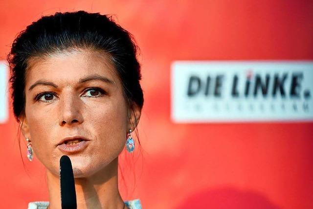 Sahra Wagenknechts Volkspartei