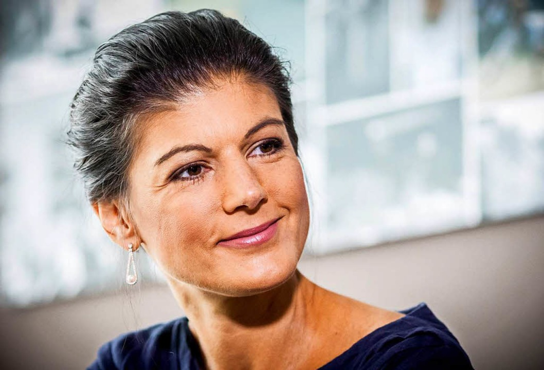 Sahra Wagenknecht  | Foto: dpa