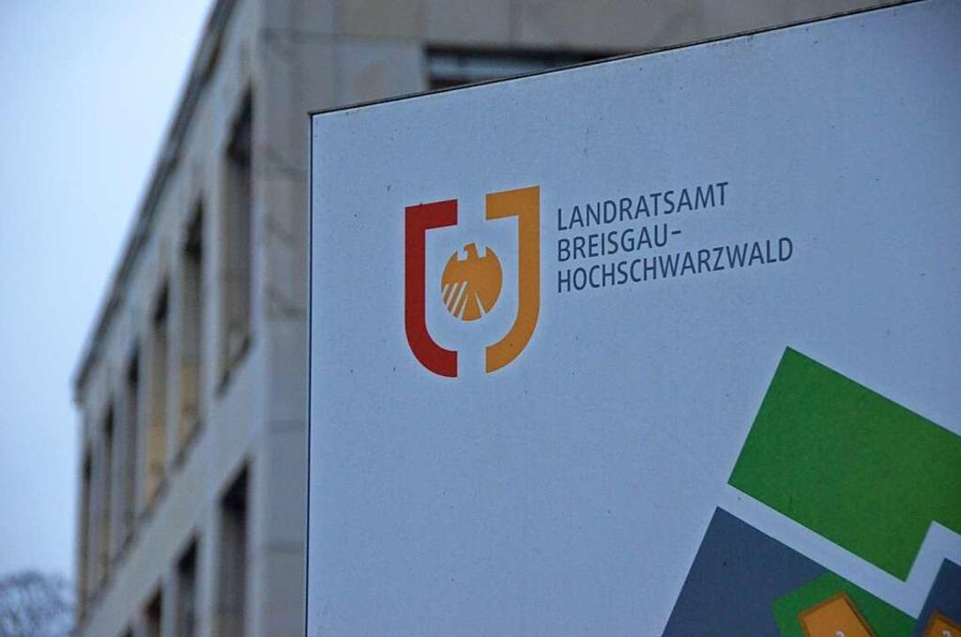 ...wie das Landratsamt Breisgau-Hochschwarzwald.  | Foto: Markus Donner