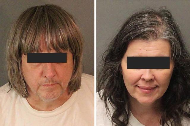 Ehepaar in Kalifornien hält seine 13 Kinder in Ketten gefangen