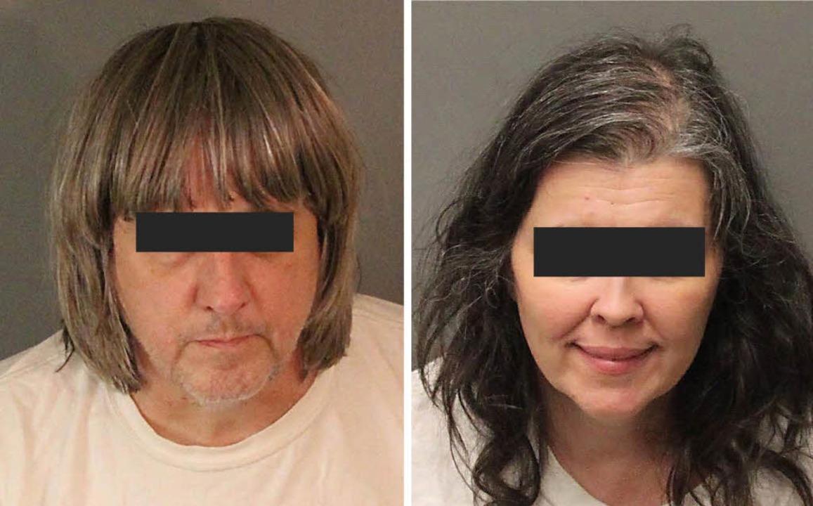 Ein Ehepaar in Kalifornien hat seine 1...ausamen Bedingungen gefangen gehalten.    Foto: dpa