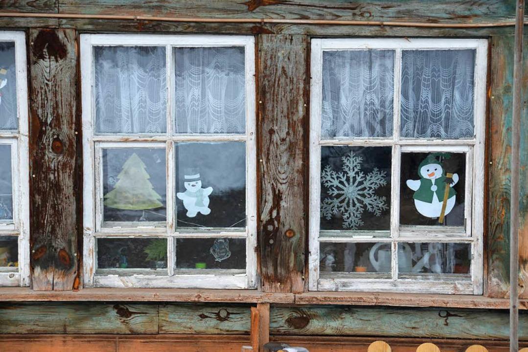 Hinter diesen Fenstern ist Alessio im Alter von drei Jahren ums Leben gekommen.    Foto: Ralf Morys