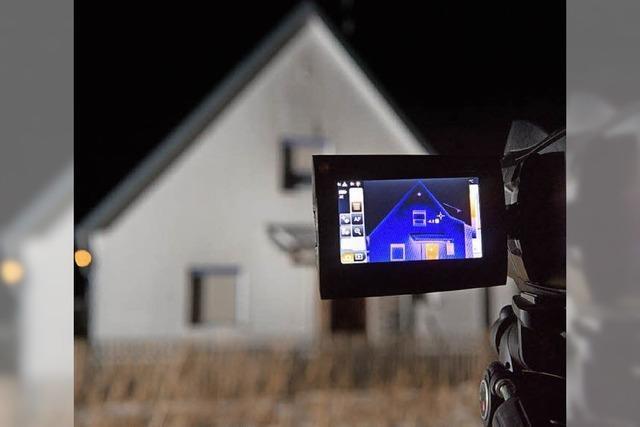 Thermografie im Winter