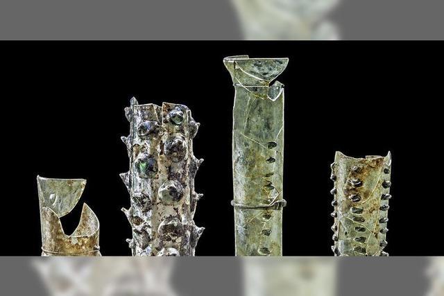 Mittelalterliche Glashütten Thema in Bad Krozingen