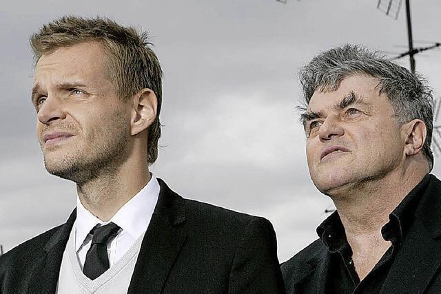 Volkmar Staub und Florian Schröder bilanzieren das Jahr 2017