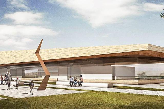 Rust plant Bau eines Bürger- und Kulturhauses für 9,5 Millionen Euro