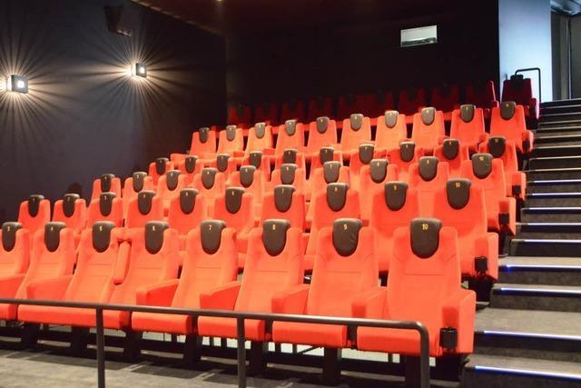 Kommunales Kino in Bad Krozingen übertrifft die Erwartungen