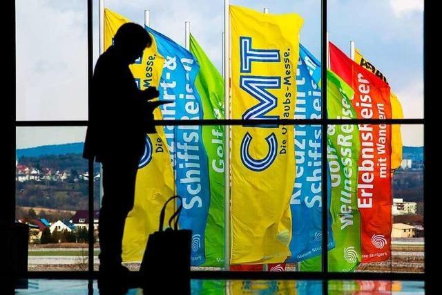 Ferienregion Münstertal-Staufen ist bei der CMT Stuttgart vertreten