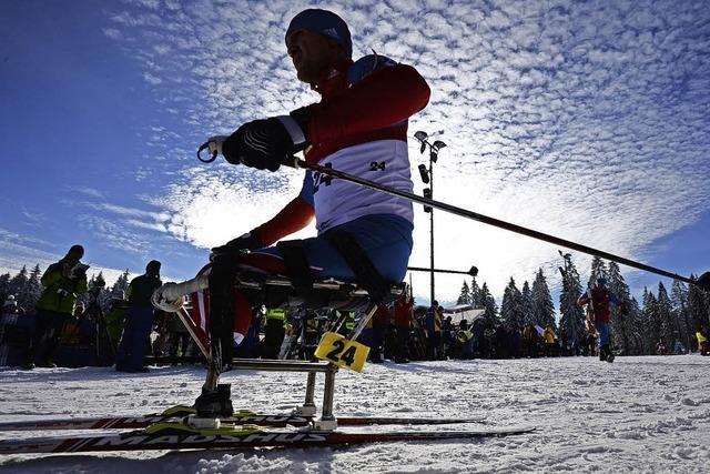 Zur Organisation des Para-Weltcups in Oberried haben sich 200 Helfer gemeldet