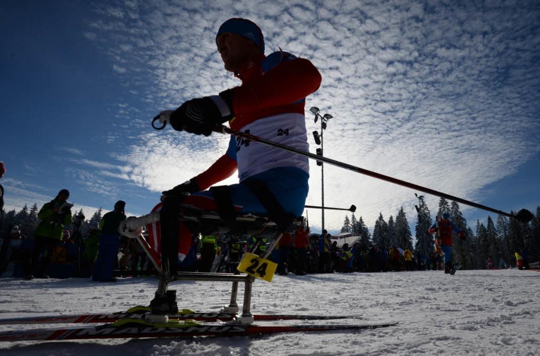 Am Wochenende kommen wieder zahlreiche Sportler und Zuschauer zum Notschrei.  | Foto: Patrick Seeger