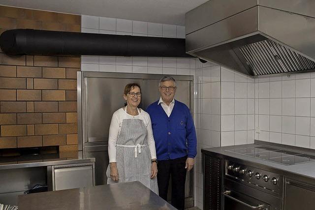 Krone mit neuer Küchentechnik