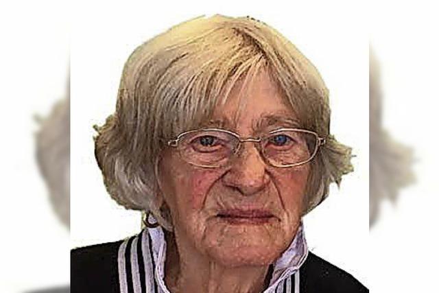 Marta Süß wird 100: Mit 60 Jahren fing sie an, das Reiten zu lernen