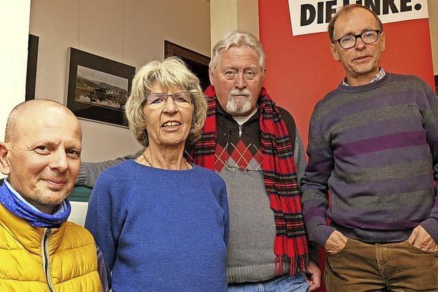 Neue Gesichter im Vorstand der Linken