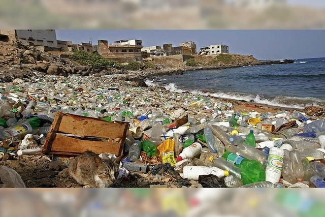 Die EU will die Plastiklawine stoppen