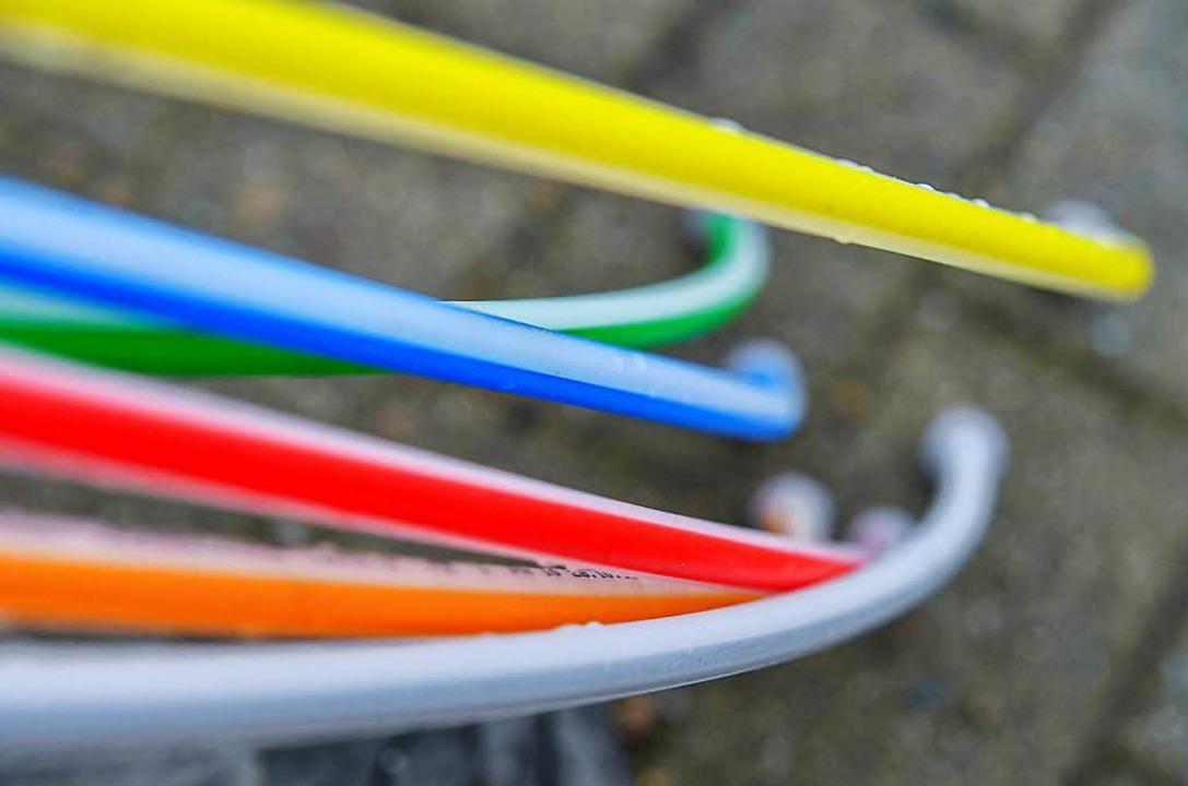 Glasfaserkabeln  | Foto: dpa