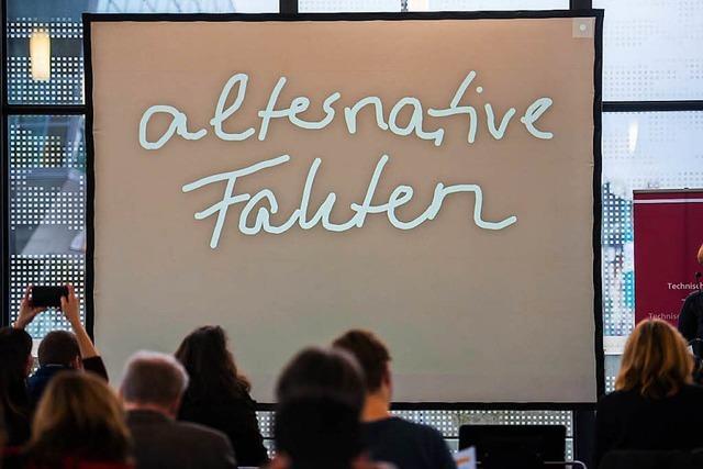 Der Kampf gegen Alternative Fakten ist notwendig