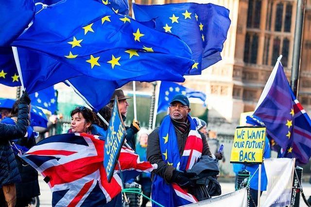 EU buhlt um London: Gelassenheit wirkt besser