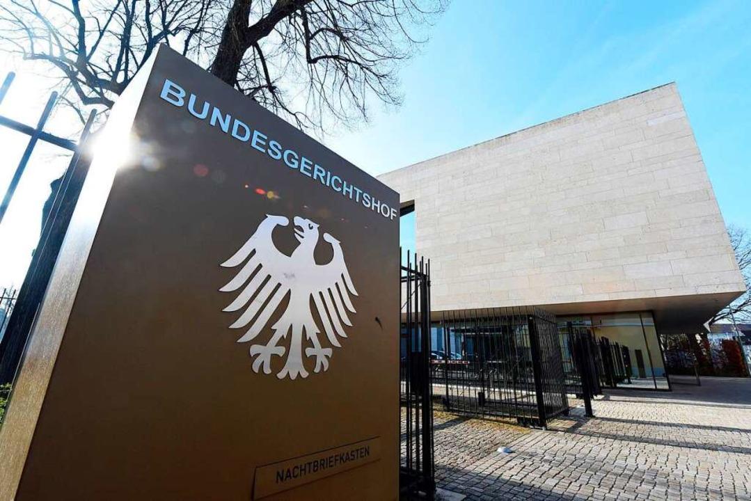 Der BGH in Karlsruhe überprüft Urteile.    | Foto: dpa
