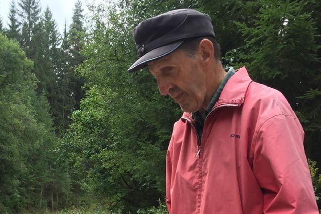 78 Jahre alter Mann aus Friedenweiler wird vermisst