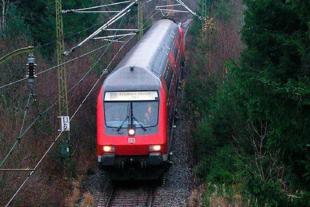 Sturmtief stoppt erneut Dreiseenbahn
