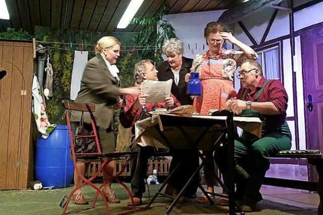 Theater in Zähringen