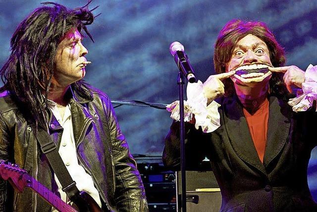 Rock trifft Comedy in der Wodan Halle