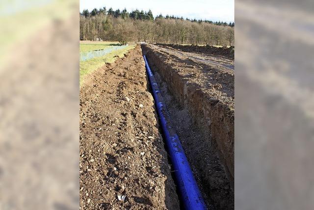 Projekt Brunnenbau nimmt Fahrt auf