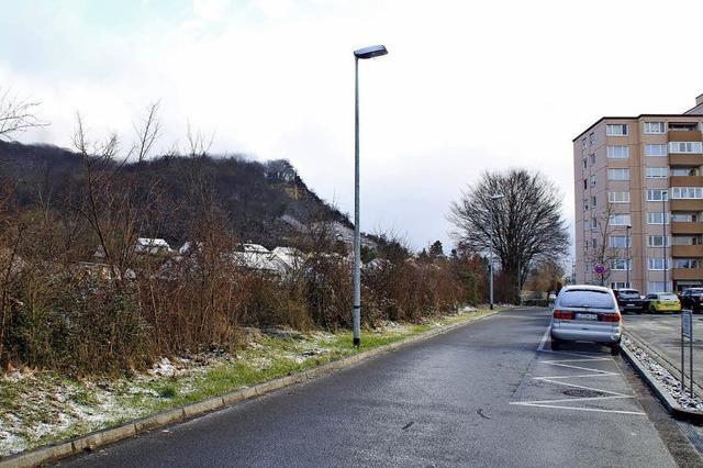 Neue Straße heißt Hornfelsenblick