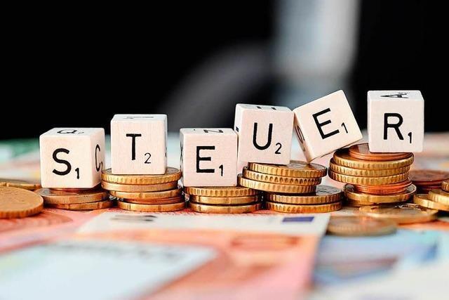 Finanzamt Offenburg knackt mit 3,26 Milliarden Euro den Steuer-Rekord