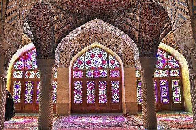 Karten gewinnen für Persien-Vortrag