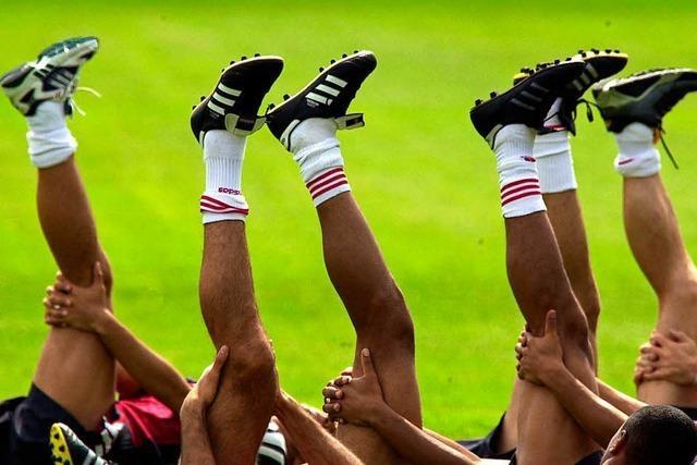 Darum ist Aufwärmen für junge Kicker so wichtig