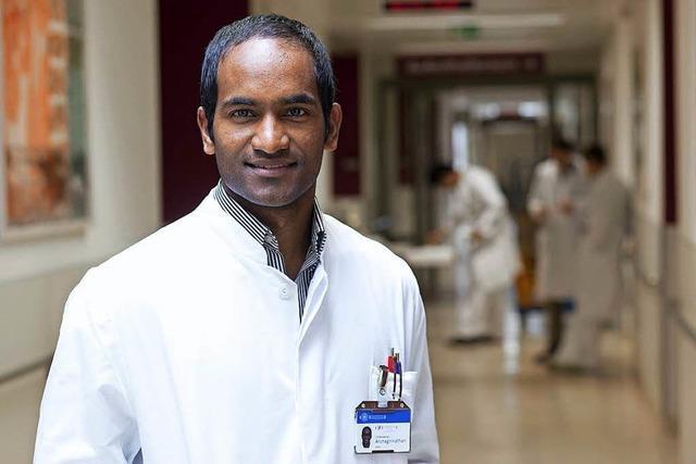 Dieser Mann schaffte es vom Flüchtling zum Herzchirurg
