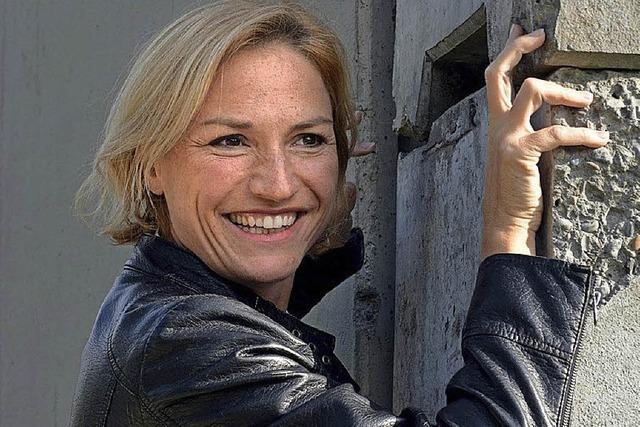 Autorenlesung mir Maria Kehlenbeck in Müllheim