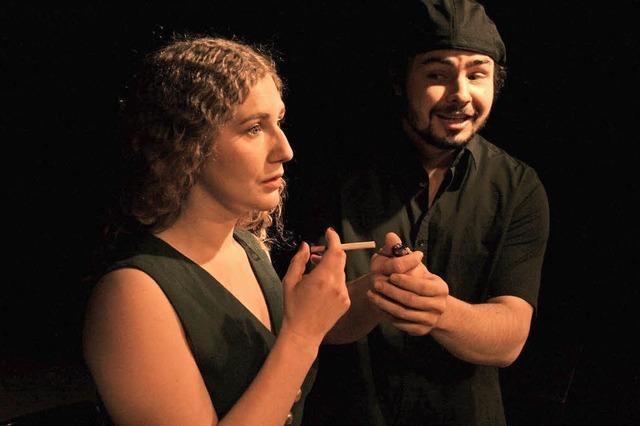 Goethes Faust aus der Perspektive der Schauspieler