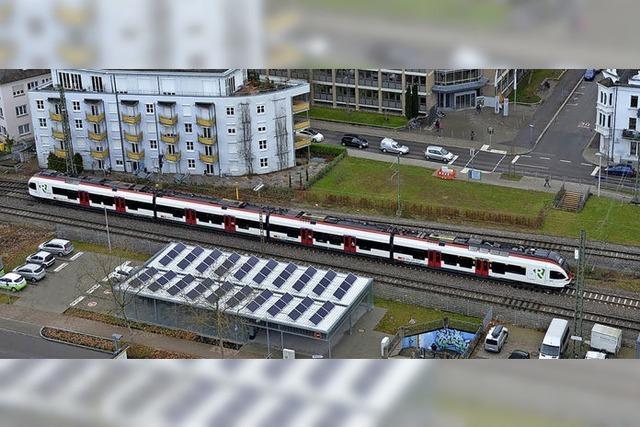 Thema S-Bahn: gute Signale aus Bern