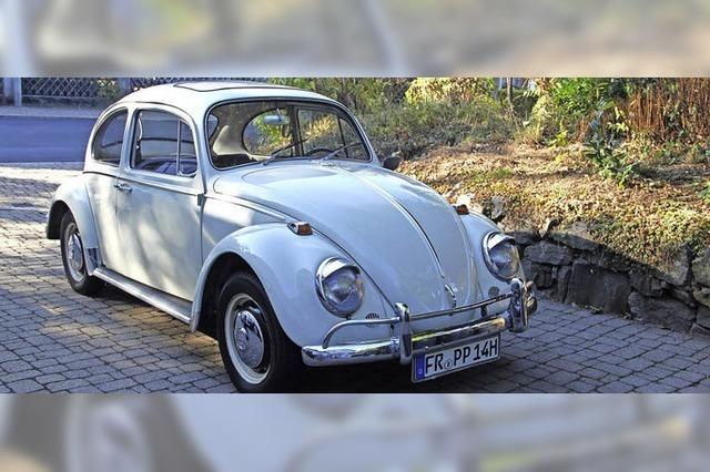 Der Käfer bedient den Wunsch nach Nostalgie
