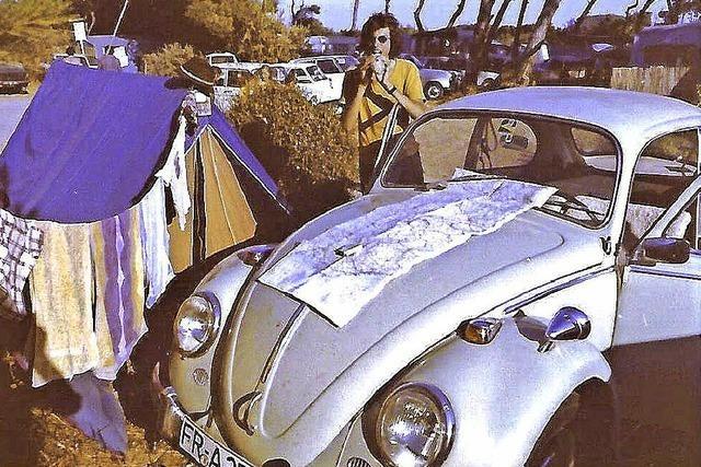 Im Käfer zum BZ-Termin und ans Meer