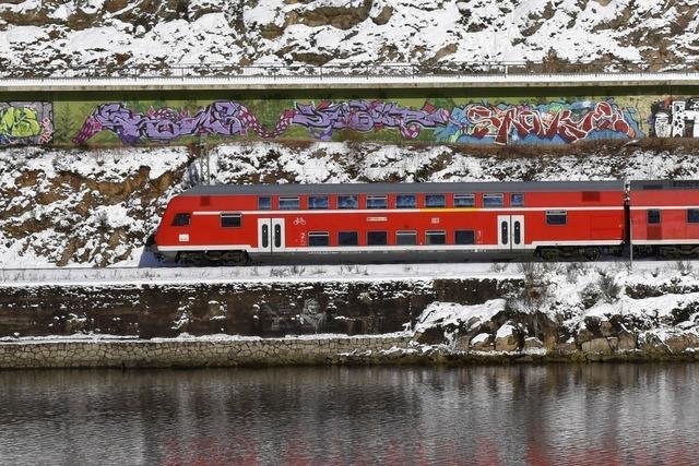Schwarzwaldbahn und Dreiseenbahn fahren wieder planmäßig