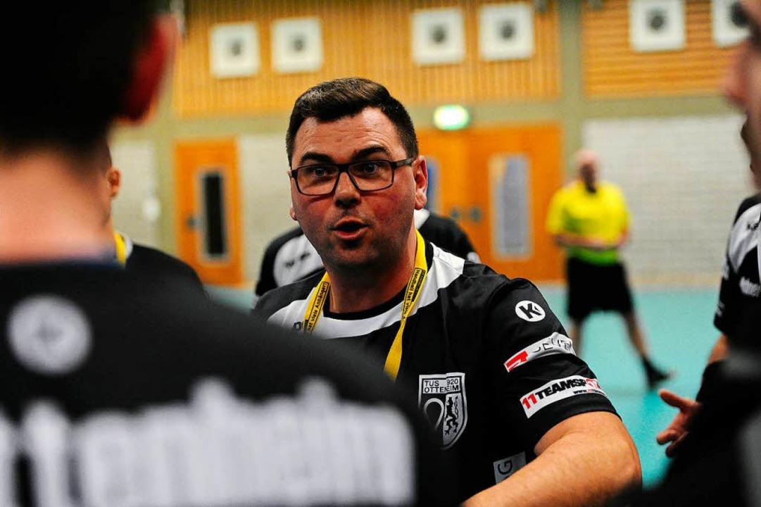 Trainer Daniel Hasemann hört auf  | Foto: Pressebüro Schaller
