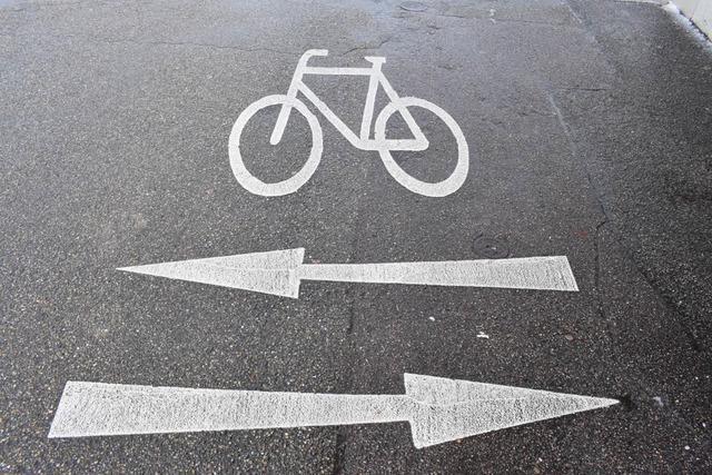 Kritik an geplanten Radfahrstreifen in Offenburg