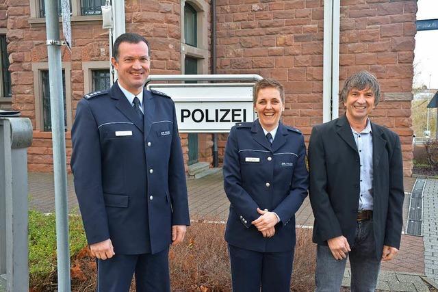 Elf Stellen mehr für die Weiler Polizei