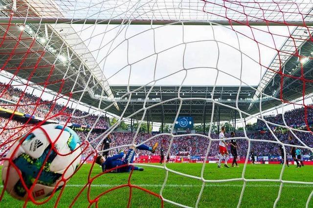 Der SC Freiburg will RB Leipzig Paroli bieten