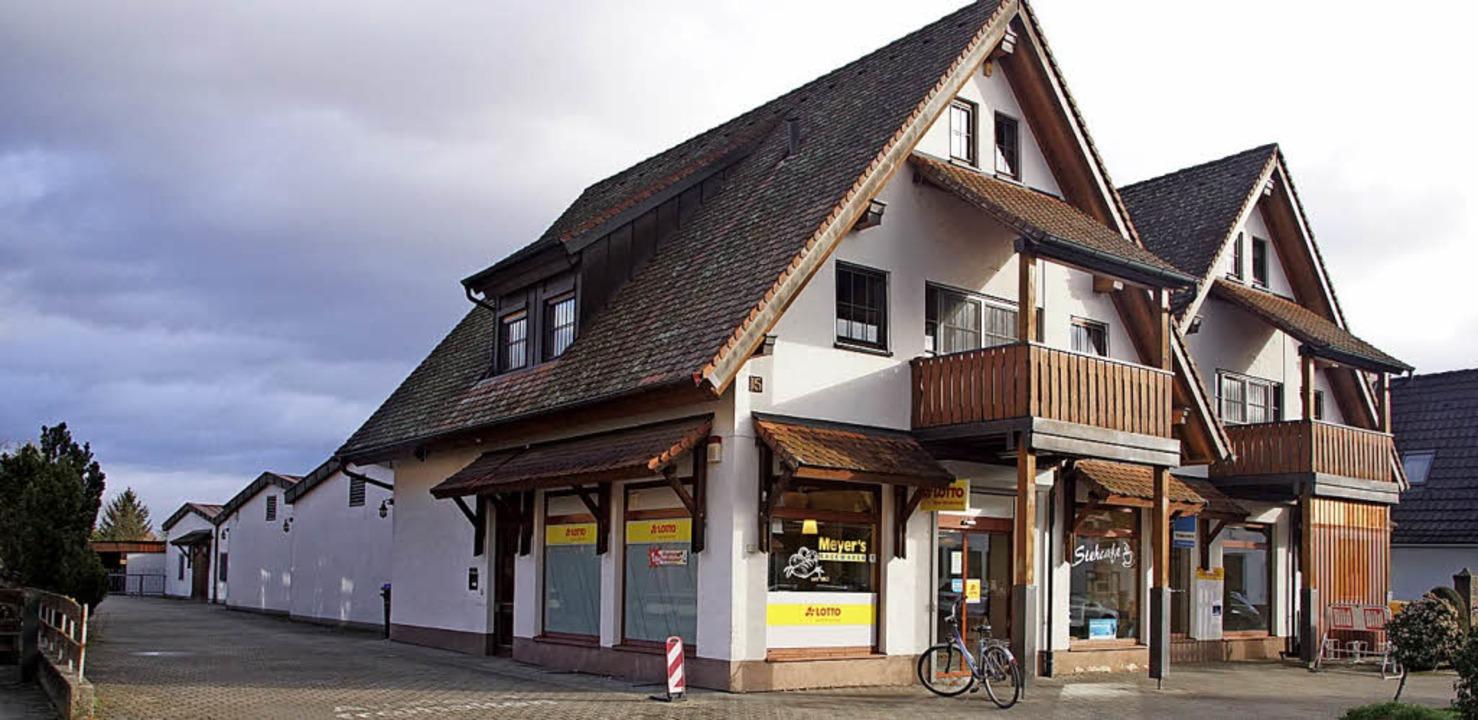Veränderungen an der Kirchstraße: Aus ...oll ein Hotel mit 24 Zimmern werden.    | Foto: Ilona Hüge